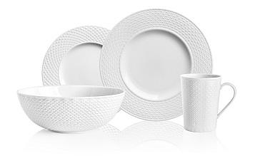 Столовая посуда из фарфора