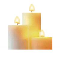 Купить Свечи и подсвечники в Краснодаре