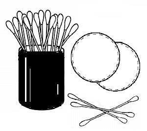 Ватные палочки гигиенические