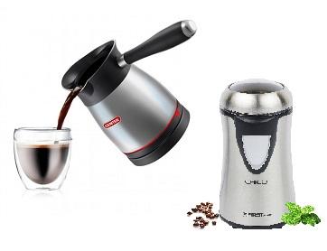 Кофеварки, кофемолки электрические Купить в Краснодаре