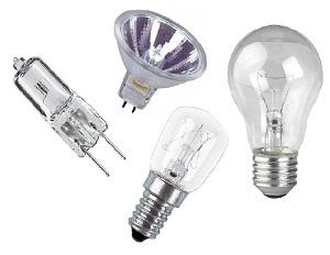 Лампы накаливания купить в Краснодаре