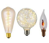 Лампы декоративные купить в Краснодаре