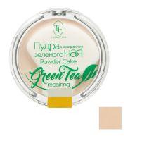 Пудра для лица Green Tea TF, тон 05, естественный бежевый