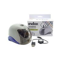 Точилка электрическая, 1 отверстие INDEX