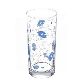 Стакан стеклянный Pasabahce Serenade Blue 290 мл