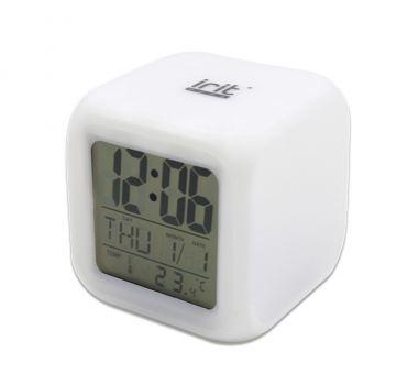 Часы-будильник электронный с подсветкой IRIT