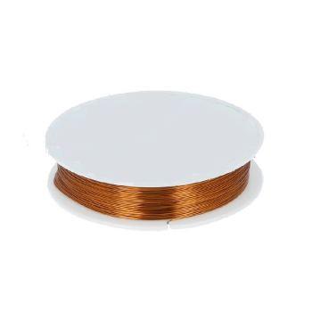 Проволока для бисера металл №03, 10 м, медь