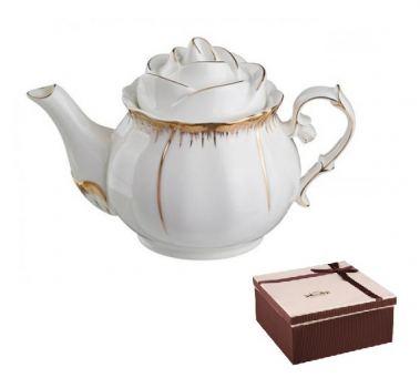 Чайник заварочный Цветочная симфония Lefard 19*13 см