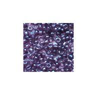 Бисер 10 г, фиолетовый