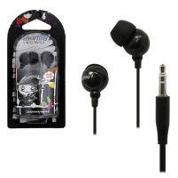 Наушники SmartBuy Color Trend SBE-1100, черный