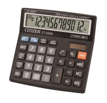 Калькулятор электронный Citizen CT-555N