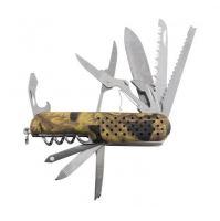 Нож складной многофункциональный Ecos, SR084