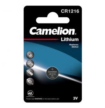 Батарейка Camelion CR1216