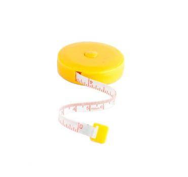 Сантиметр портновский в рулетке пластик, 1,5 м