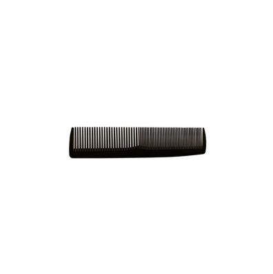 Гребень пластиковый, без ручки, двойной Kaizer, 13 см