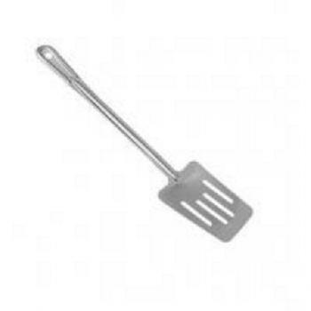 Лопатка кухонная с прорезями сталь Оливи