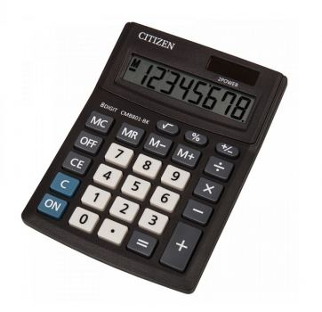 Калькулятор электронный Citizen CMB801-BK