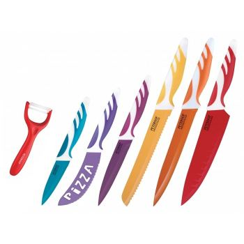 Набор ножей с керамическим покрытием Peterhof 7 предметов