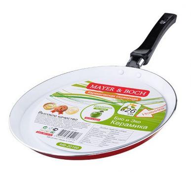 Сковорода блинная с антипригарным покрытием Mayer & Boch 26 см