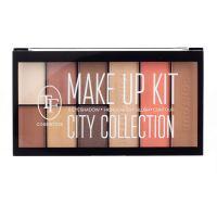 Набор для макияжа MAKE UP KIT CITY COLLECTION, тон 201