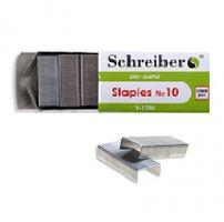 Скобы для степлера №10 Schreiber