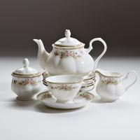 Набор чайный фарфор Beatrix Ностальжи, 15 предметов