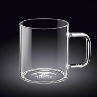 Кружка 320 мл Thermo Glass Wilmax прозрачный