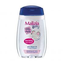 Масло для тела детское миндаль Malizia baby 200 мл