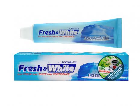 Зубная паста отбеливающая Lion Fresh&White 160 г
