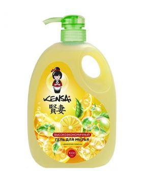 Гель для мытья посуды Японский лимон 1 л