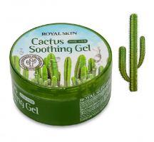 Гель многофункциональный для лица и тела Royal Skin с экстрактом кактуса 300 мл