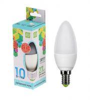 Лампа светодиодная ASD LED Свеча 10Вт Е14 230В/4000К