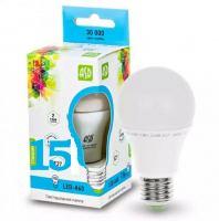 Лампа светодиодная ASD LED A60 15Вт Е27 230В 4000К