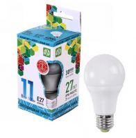 Лампа светодиодная ASD LED A60 11Вт Е27 230В 4000К