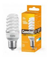 Лампа энергосберегающая Camelion LH20 T2 E14 20Вт 220В 2700К