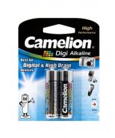 Батарейки Camelion Digi Alkaline LR6, AA 2 шт