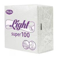 Салфетки бумажные Light Super 100 шт