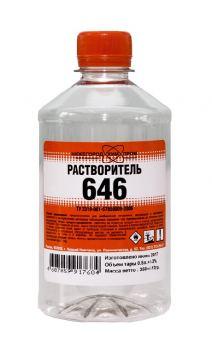Растворитель 646 НижегородХимПром 0,5 л