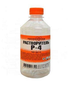 Растворитель Р-4 НижегородХимПром 0,5 л
