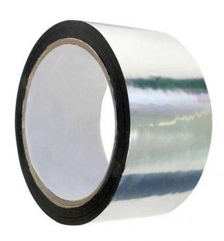 Клейкая лента алюминиевая Металл 48 мм х 5 м