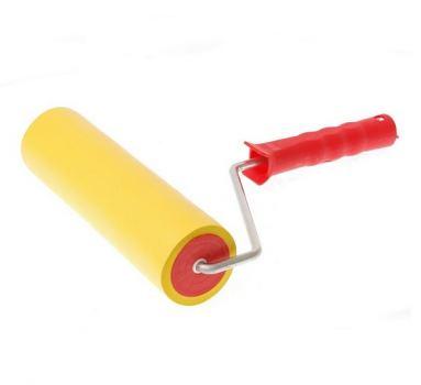 Валик для прикатки обоев Политех 6 мм х 180 мм