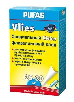 Клей обойный флизелиновый Pufas 200 г