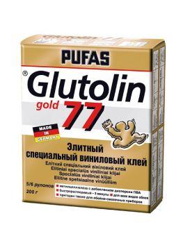 Клей обойный виниловый Pufas Glutolin 77gold 200 г