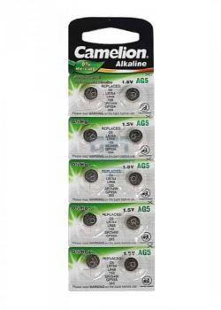 Батарейка для часов Camelion AG5 LR754 alkaline 1 шт