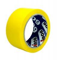 Скотч упаковочный желтый Unibob 48 мм х 66 м