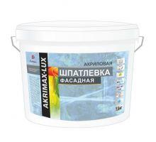 Шпатлевка фасадная акриловая Akrimax-lux 0,8 кг