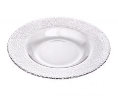Тарелка плоская стекло Pasabahce Инвитейшн 26 см