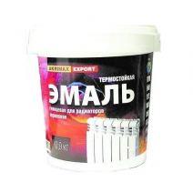 Эмаль акриловая для радиаторов Akrimax 0,5 кг глянцевая