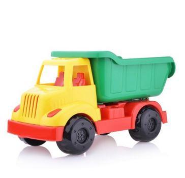 Машинка детская Самосвал мини Альтернатива желтый