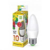 Лампа светодиодная ASD LED Свеча 10Вт Е27 230В 3000К